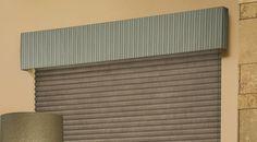 Hunter Douglas Design Studio™ Roman Shades #Hunter_Douglas #Design_Studio #Roman_Shades