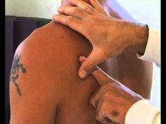 Thai Acupressure For A Frozen Shoulder.mov - YouTube