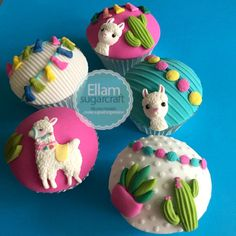 Sculpted llama, alpaca & cactus fiesta mould Hand Sculpted llama & cactus fiesta cupcake cake craft mould - Ellam Sugarcraft Moulds For Fondant Or ChocolateFondant Fondant may refer to: Fondant Cupcakes, Kaktus Cupcakes, Cupcake Cakes, Rose Cupcake, Pink Cupcakes, Cactus Cake, Llama Birthday, Cake Craft, Easy Cake Decorating