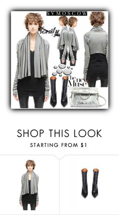 """13 SVMoscow"" by fatimka-becirovic ❤ liked on Polyvore featuring L.G.B. and Maison Margiela"