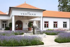 The Yeatman. Hotel and restaurant in town. Portugal,Vila Nova de Gaia  Outside the facility  number  2