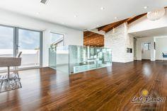 Modern design ideas: wide plank bamboo flooring // Java bamboo flooring by Cali Bamboo