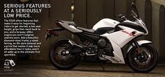 2012 FZ6R Yamaha Sport, Yamaha Motor, Steel Frame, Bike, Bicycle, Trial Bike, Bicycles