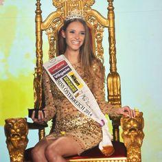Julia Furdea Crowned Miss World Austria 2014 - Beauty Pageant News Miss World 2014, Miss Universe 2014, Beautiful Inside And Out, Beauty Pageant, Beauty Queens, Austria, Crown, News, Corona