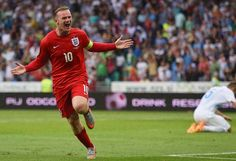 Wayne Rooney (Getty)