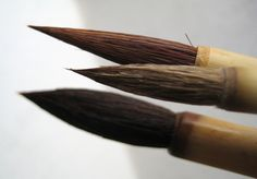 Pottery Brushes by Jude Allman on Flickr.