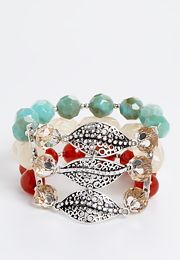 stretch bracelet wit