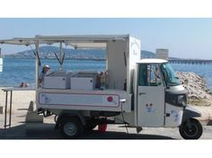 1000 id es sur le th me triporteur sur pinterest food trucks a et glaces. Black Bedroom Furniture Sets. Home Design Ideas