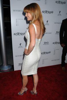 Jane Seymour Bandage Dress
