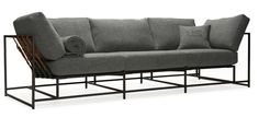 City Gym Sofa Now Available | Todd Snyder