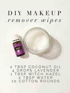 Essential oils DIY Makeup Remover Wipes with Young Living Essential Oils Member Number 3309848 Weath Yl Oils, Yl Essential Oils, Young Living Essential Oils, Essential Oil Blends, Diy Makeup Remover Wipes, Homemade Makeup Remover, Diy Natural Makeup Remover, Diy Makeup Remover Coconut Oil, Beauty Hacks For Teens