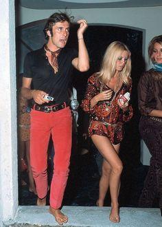 Brigitte Bardot, 1968