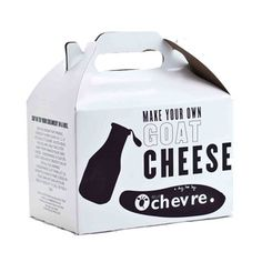 DIY Goat Cheese Kit, $20, now featured on Fab.