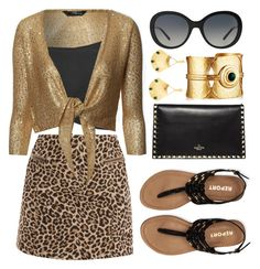 """""""Summer Glam"""" by ivansyd ❤ liked on Polyvore"""
