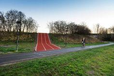 University of Odense Athletic Fields | Keingart Architects | Odense, Denmark | 2015