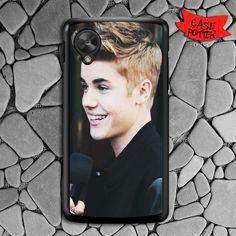 Hipster Justin Bieber Nexus 5 Black Case