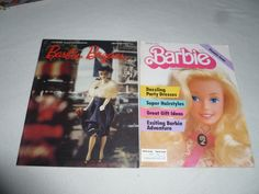 HUGE BARBIE DOLL MAGAZINE LOT PREMIERE BAZAAR 1988 1984 VINTAGE COLLECTORS 70    in Muñecas y osos, Muñecas, Barbie contemporánea (1973 - presente), Libros y revistas | eBay