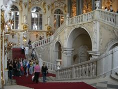 Hermitage, St. Petersburg, Russia #travel #museums #russia