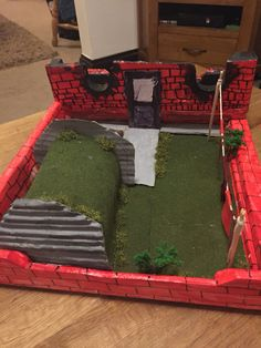 Homemade Anderson shelter 3d Projects, School Projects, Projects For Kids, Anderson Shelter, Bomb Shelter, Air Raid, School Craft, Year 6, Pta