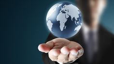 Find Holding Glowing Earth Globe His Hands stock images in HD and millions of other royalty-free stock photos, illustrations and vectors in the Shutterstock collection. Innovation Strategy, Innovation Management, Strategic Innovation, International Market, Education And Training, Starting A Business, Christmas Bulbs, Technology, Marketing