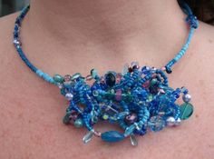 memory wire down by the sea/sale by knots on Etsy