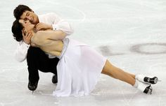 Tessa Virtue and Scott Moir Canadian Ice Dance team Virtue And Moir, Tessa Virtue Scott Moir, Themed Photography, Passion Photography, Ice Skating, Figure Skating, Tessa And Scott, Ice Dance, Winter Olympics