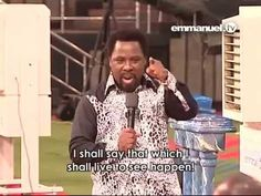 HIGHLY ANOINTED MASS PRAYER!!! | TB Joshua