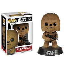Star Wars 12010584 Pop Episode VII - Chewbacca Bobble
