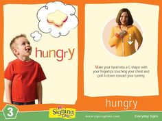 This Week's Featured Sign: Hungry