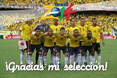 Seleccion Colombia al mundial