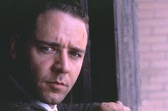 """Russell Crowe, """"L.A. Confidential""""... that face shows such character..."""