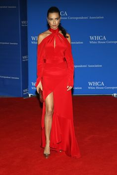 What the stars wore to the 102nd (and Obama's last) WHCD | Adriana Lima