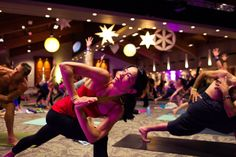 5 Ways to Incorporate Yoga Into a Busy Day...photo via @lululemon athletica...