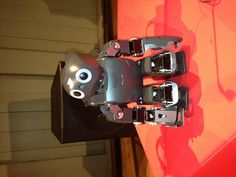 Een echt herkenbare robot