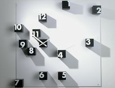 TENDANCE ANTIPODES: horloge originale...