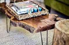 Patrick Cain wood table furniture