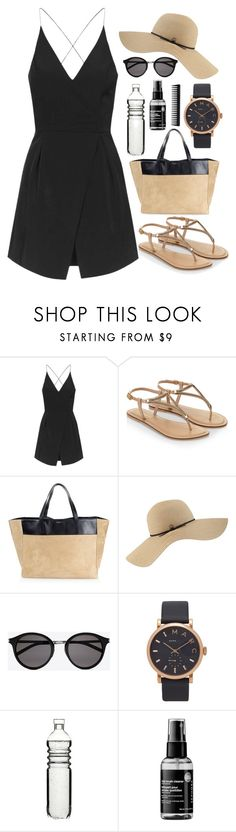 """Coming soon!!!"" by fashion-choice ❤ liked on Polyvore featuring Topshop, Accessorize, Yves Saint Laurent, Coal, Marc by Marc Jacobs, Dot & Bo, Sephora Collection, GHD, women's clothing and women"