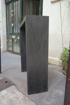 Console Chêne des Marais