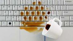 Derrubou café no computador? O que fazer para tentar evitar danos ao aparelho - BBC Brasil
