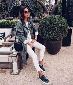 "7,010 Likes, 67 Comments - Annabelle Fleur (@vivaluxuryblog) on Instagram: ""Blending in  / @nsfclothing coat & @josefinasportugal  #ootd #whatiwore #casual"""