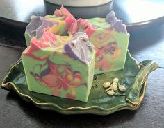 """""""Enchanted Garden"""" Cold Process Artisan Soap ️"""
