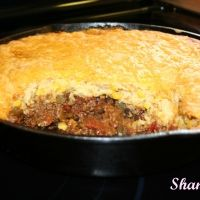 Tamale Pie In A Cast Iron Skillet Recipe
