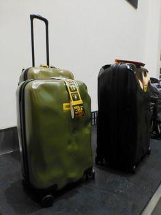 "valise ""Crash Bagage"", Francesco Pavia"