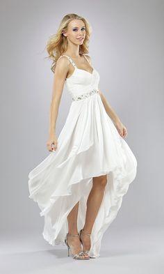 short to long wedding dresses China Front Short and Long Back