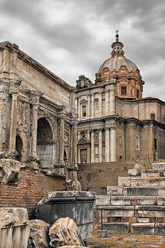 Rome Lazio Italy Christian Del Rosario