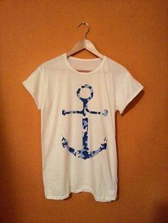 T-shirt FabulouS man/woman #anchor camouflage#
