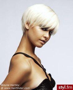 Fryzury Krótkie włosy: Fryzury Krótkie - TinyDiamond - 457197