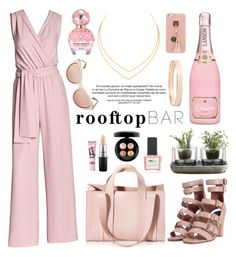 """Untitled #66"" by rnkwjynt ❤ liked on Polyvore featuring Lana, Canvas by Lands' End, Laurence Dacade, MAC Cosmetics, Beauty Rush, Corto Moltedo, ncLA, Nude, BCBGMAXAZRIA and Lana Jewelry"