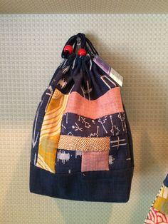 Kinchaku - Japanese style handy sack