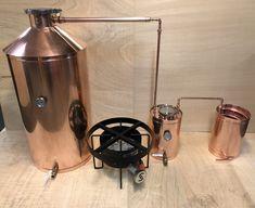 Moonshine Stills For Sale, Moonshine Still Kits, Copper Moonshine Still, How To Make Moonshine, Making Moonshine, Destilar Alcohol, Electrical Tape, Heating Systems, Be Still